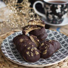 Super Galletas Con Caramelo De Anacardos