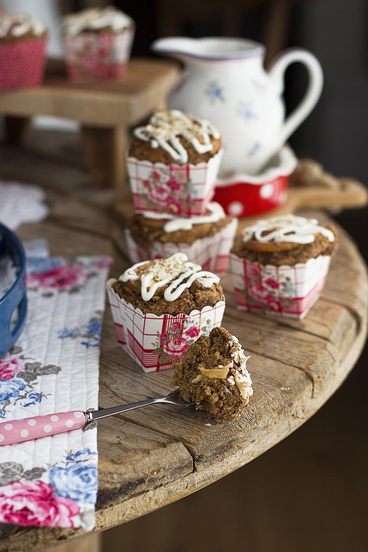 Muffins De Manzana 10