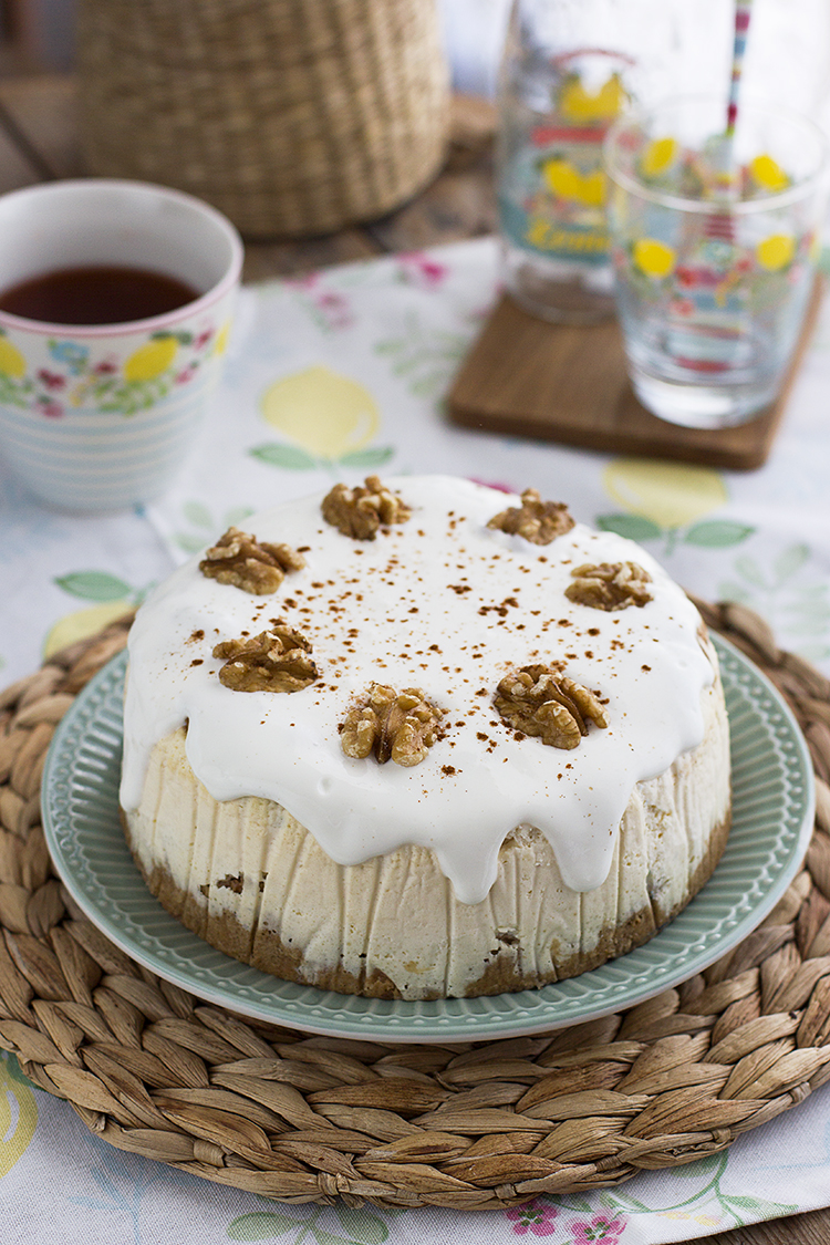 Cheesecake Carrot Cake 1