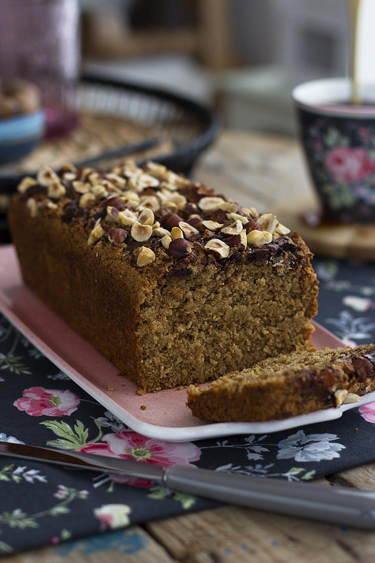 Plum Cake De Nutella 6