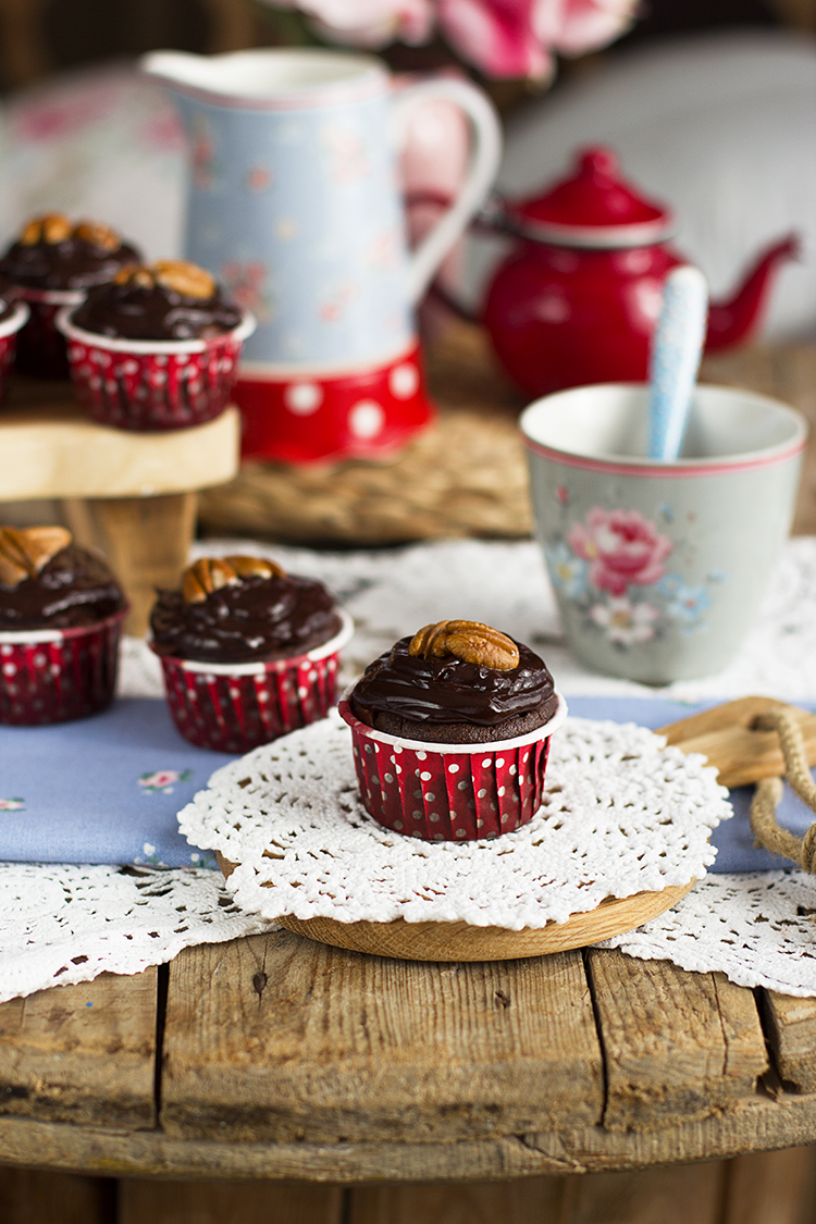 Muffins Doble Chocolate 1