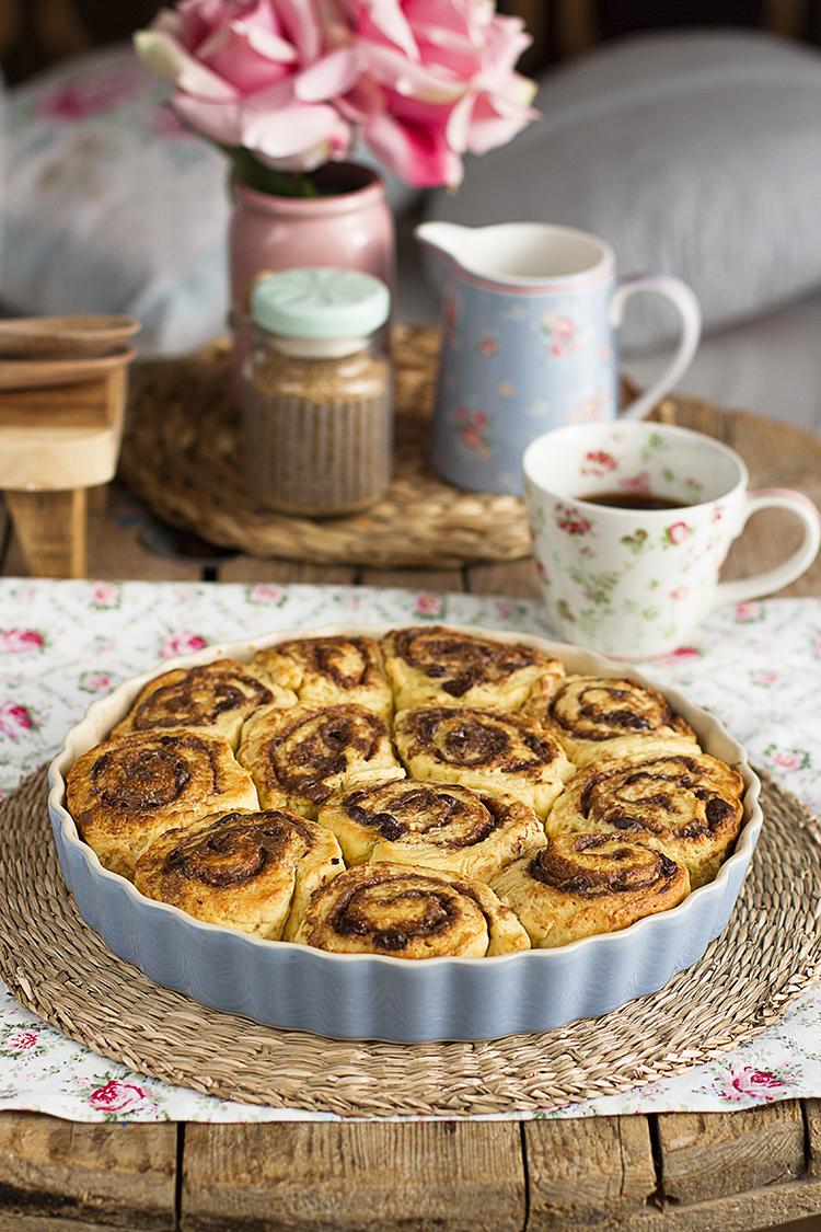 Cinnamon Rolls Sin gluten, la receta más esperada y más conseguida
