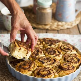 Cinnamon Rolls Sin Gluten La Receta Perfecta