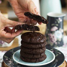 Cookies Brownies Saludables