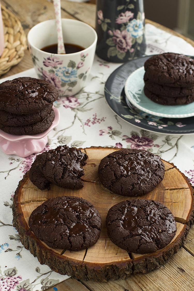 Cookies Brownies Saludables fáciles y riquísimas, las más deliciosas