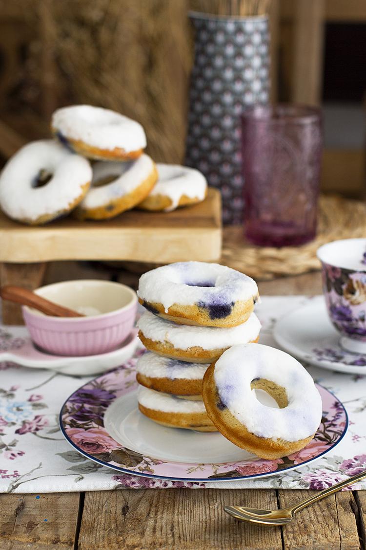 Donuts De Arandanos 4