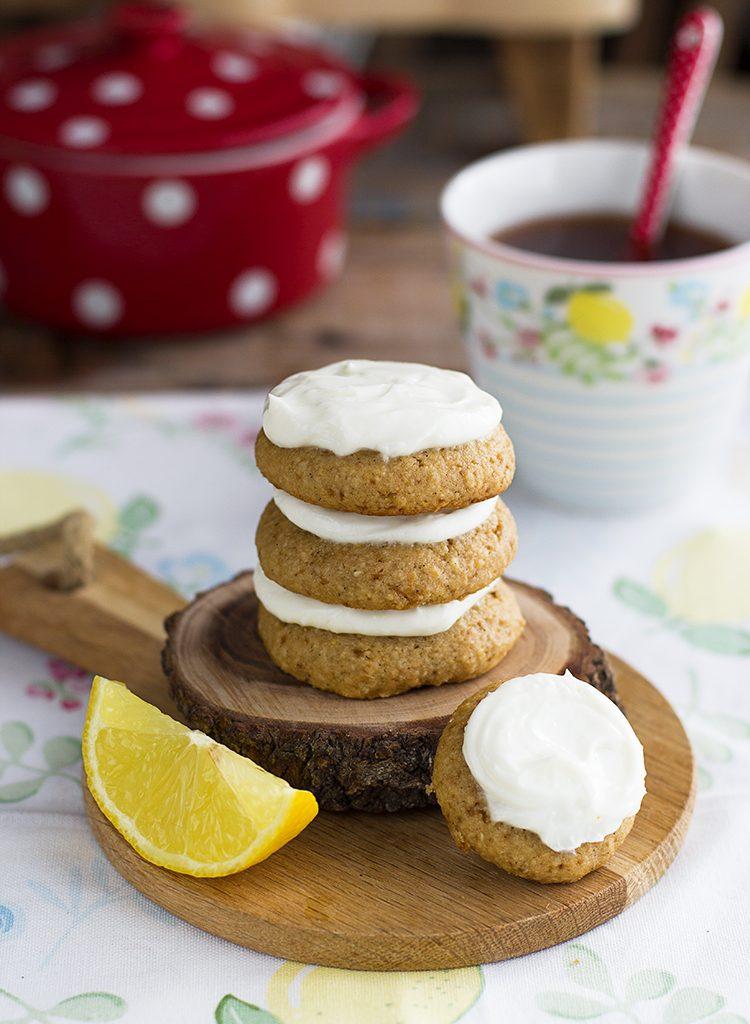 Lemon Cookies Fáciles Y Adictivas