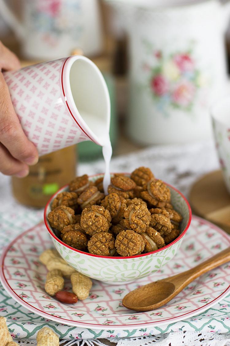 Cereales Cookies Peanut 6
