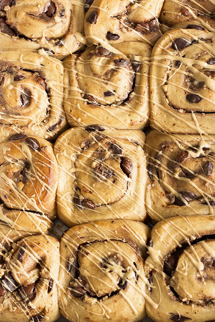 Cinnamon Rolls Kinder Bueno, los mejores rolles del mundo mundial!