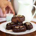 Magnum Doble Chocolate Super Fácil Con 2 Ingredientes Y Saludable