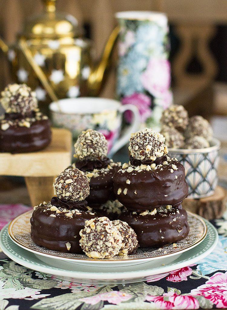 Bombas Ferrero Rocher