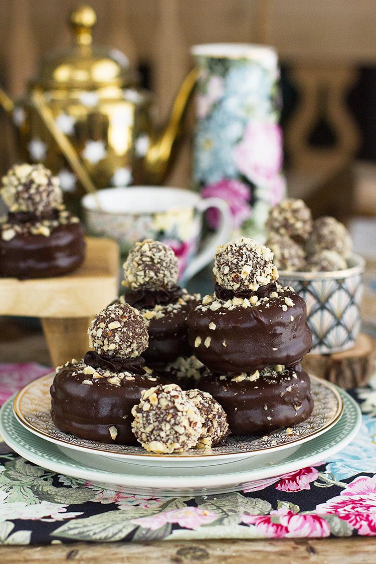 Donut Bomba Ferrero Rocher 2