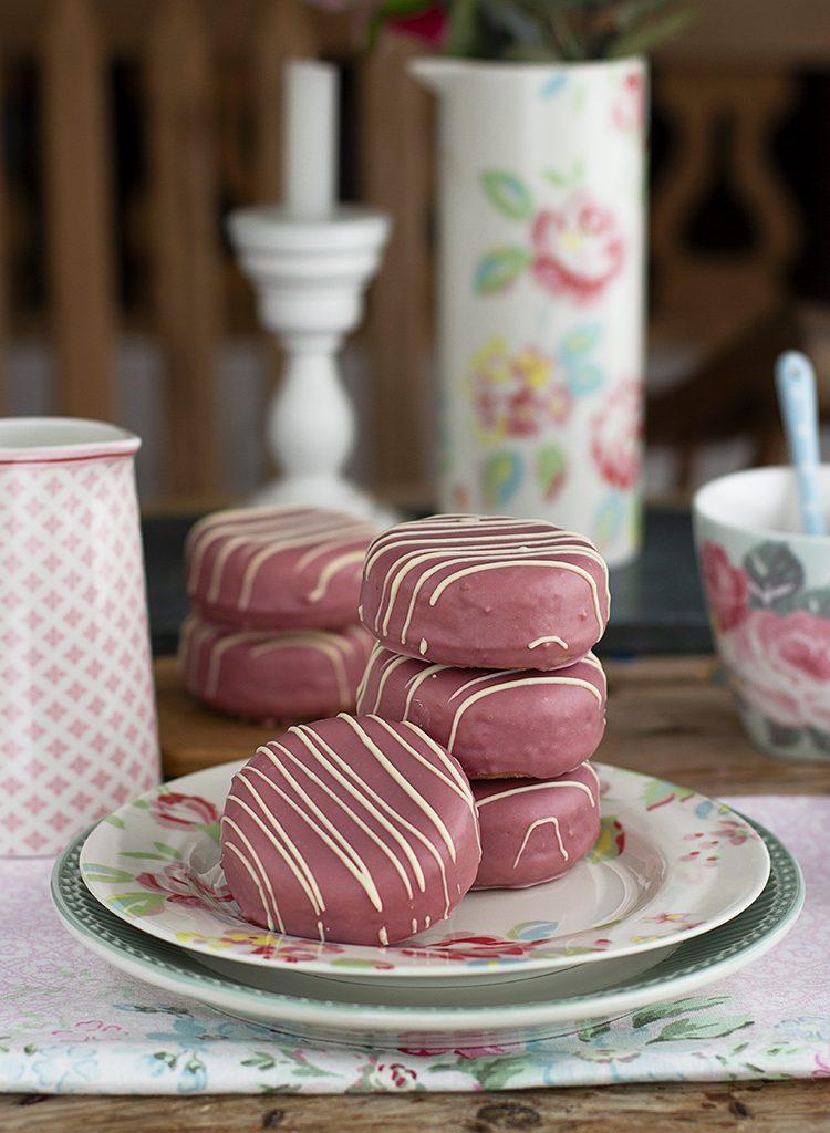 Donuts Bomba Pantera Rosa