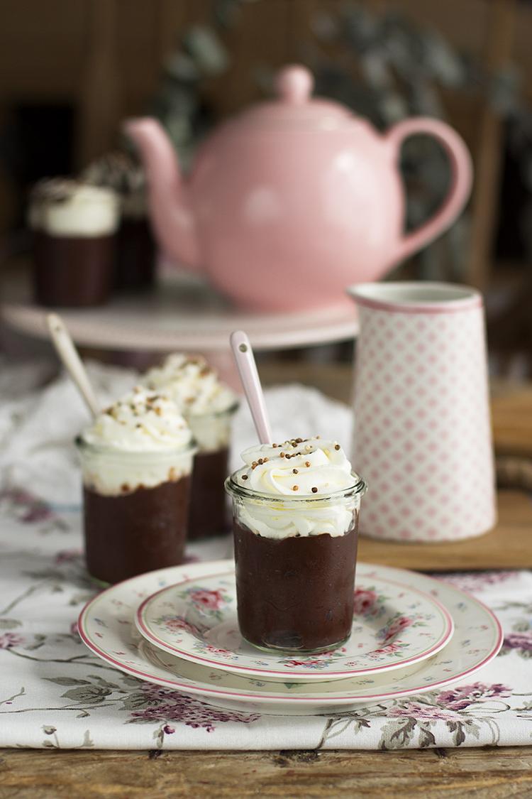 Dalkys de Chocolate Saludable, la opción casera del postre de siempre