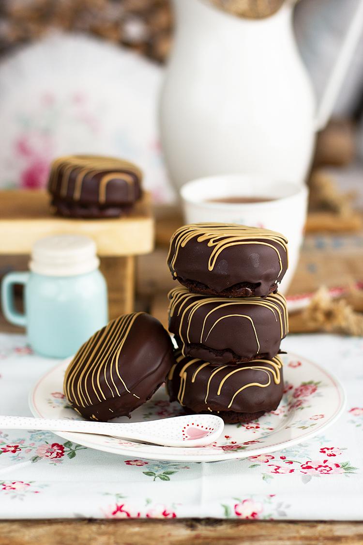 Donuts Bomba Kinder Bueno, la tentación hecha dulce! de locura!