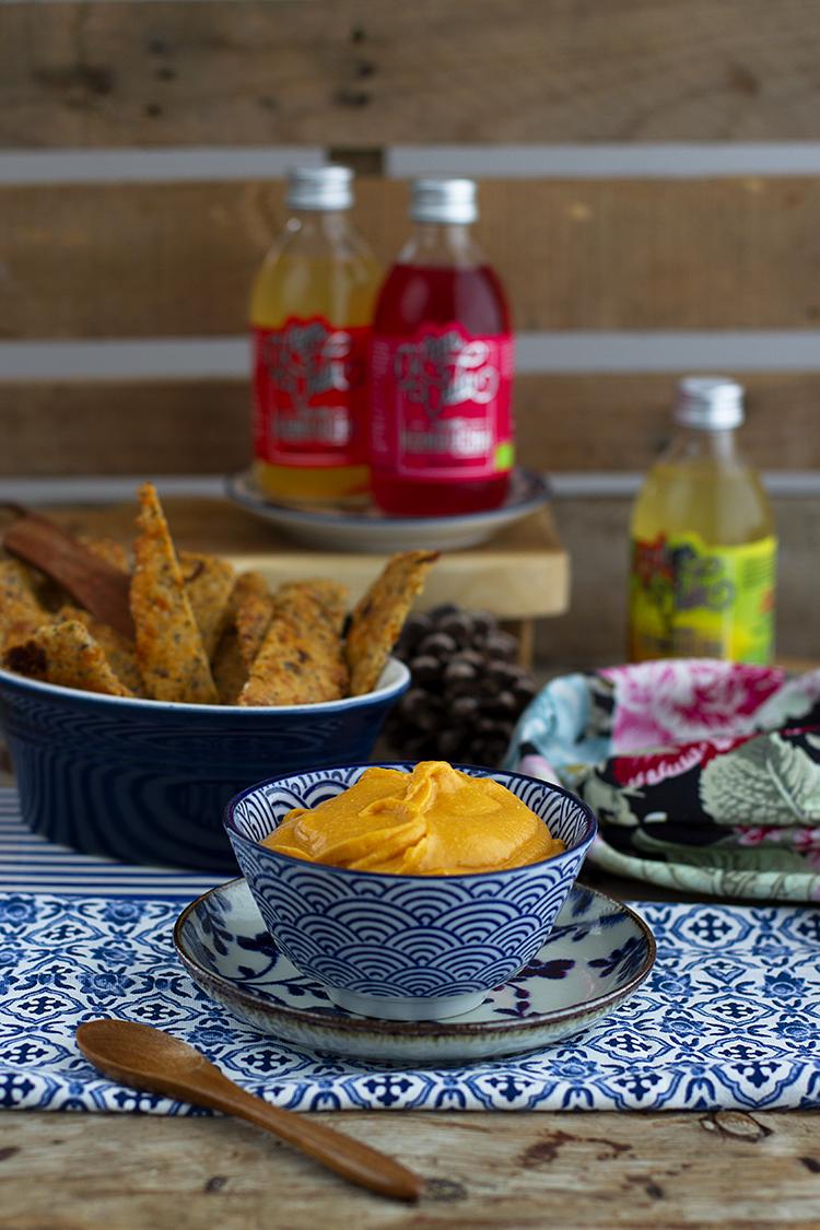 Queso Vegano, la receta más rica que sabe a queso y no lo lleva!