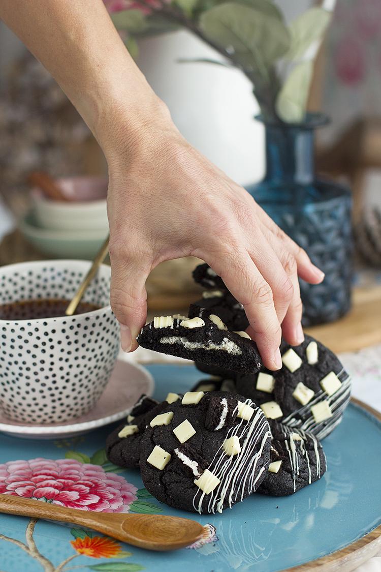 Cookies Oreo Cookies and Cream las galletas más auténticas