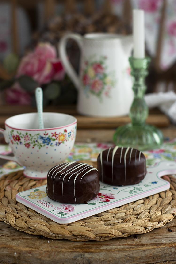 Donuts Bomba Muerte por Chocolate la tentación saludable!